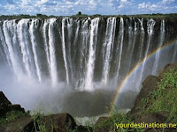 Uncovering the Unique Facts of Victoria Falls in Zambia