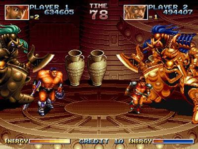 Partida videojuego Blade Master