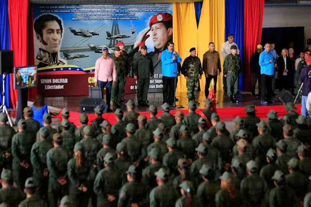 EEUU sancionó a seis jefes militares chavistas por bloquear la entrega de ayuda humanitaria para los venezolanos