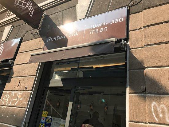 Restaurante Wang Jiao em Milão