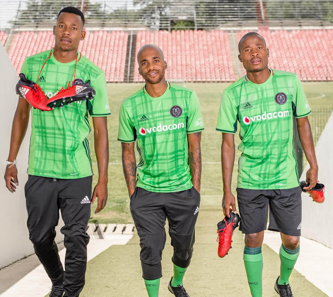 Adidas Orlando Pirates 80th Anniversary Kit Released - Footy Headlines