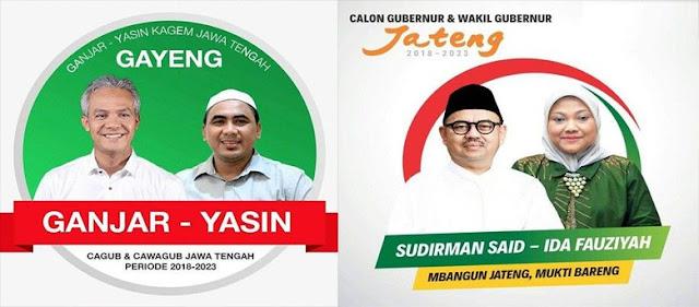Hitung Cepat Hasil Pilgub Jateng Ditampilkan KPU Kebumen Sore ini Mulai Pukul 16.00 WIB
