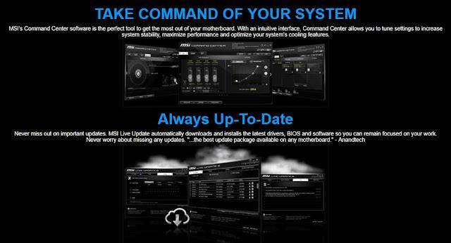 MSI Z270 A PRO ATX LGA1151 Motherboard
