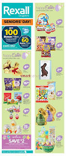 Rexall Canada Flyer March 30 – April 5, 2018