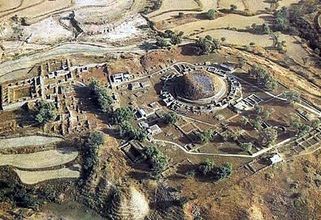 taxila Mahabharata Evidence