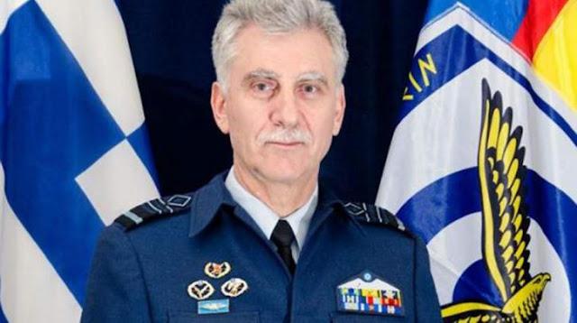Νέος Αρχηγός ΓΕΕΘΑ ο Αντιπτέραρχος Χρήστος Χριστοδούλου
