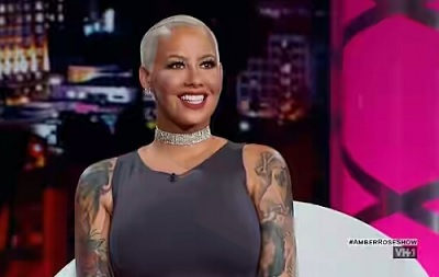 Eww..Amber Rose Wants More Of Wiz Khalifa's Sperm