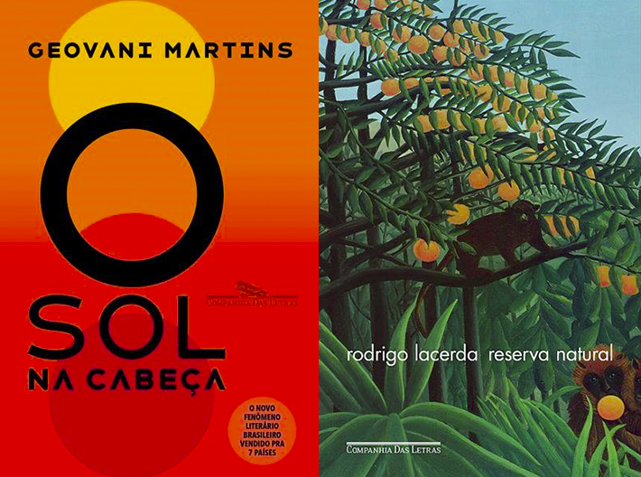 Os lançamentos literários mais legais dos últimos tempos: sci-fi, HQ, cult, literatura brasileira