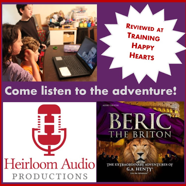 http://traininghappyhearts.blogspot.com/2016/07/beric-the-briton-heirloom-audio-productions.html
