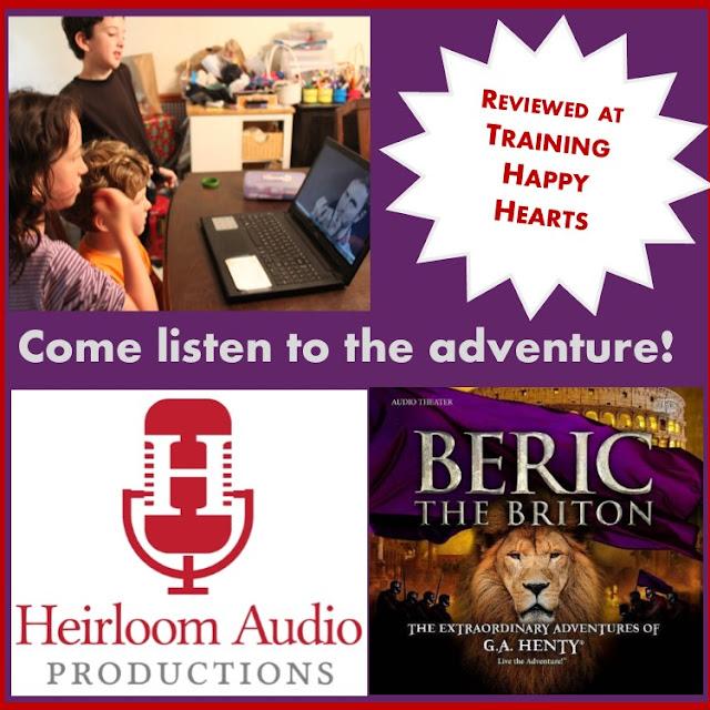 http://traininghappyhearts.blogspot.com/2016/07/beric-the-briton-heirloom-audio-productions.html