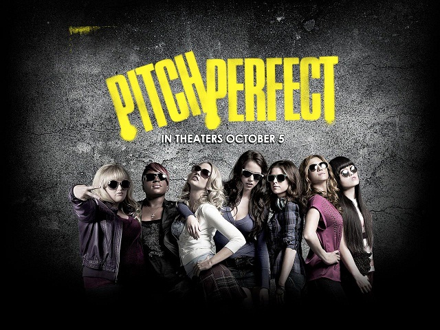 Pitch Perfect 2012 Movie Review