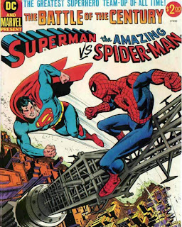 Superman vs the Amazing Spider-Man, Treasury Edition
