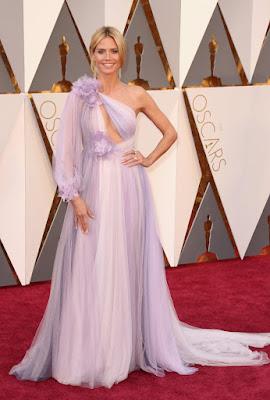 Heidi Klum Oscars 2016
