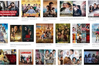 Download dan Nonton 10 Film Indonesia Terbaru Tahun Ini