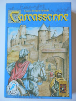 Carcassonne, 999 games