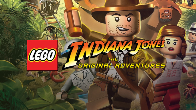 Game Lego Indiana Jones : The Original Aventures