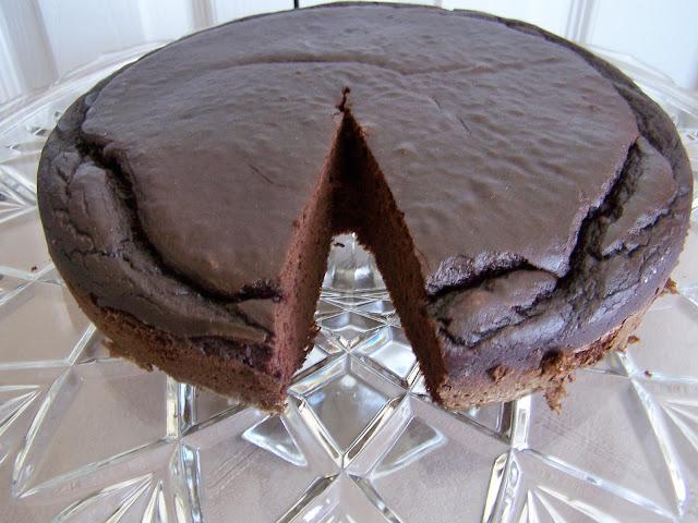 German Chocolate Cake Made With Splenda