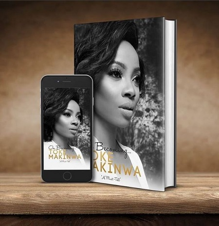 Toke Makinwa's On Becoming Book: The Falsehood and the 'Unbecoming' Fiction