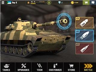 Download War Machines Apk Mod