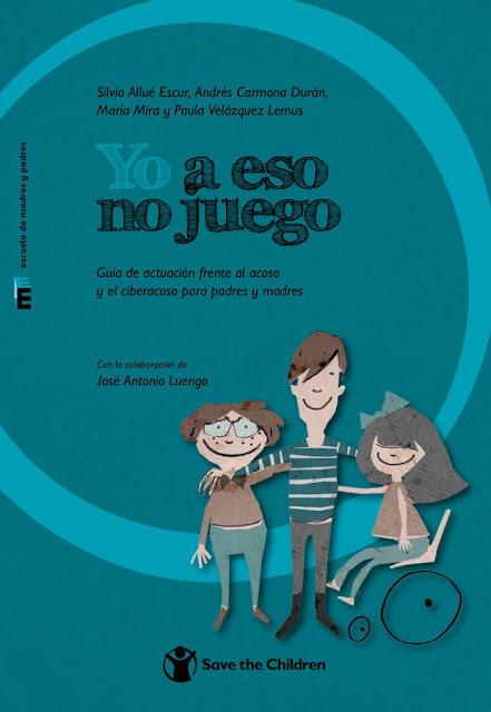 #YoAEsoNoJuego #AcosoyCiberacoso #NoAlAcosoEscolar #StopBullying #EscuelaSave #SaveTheChildren