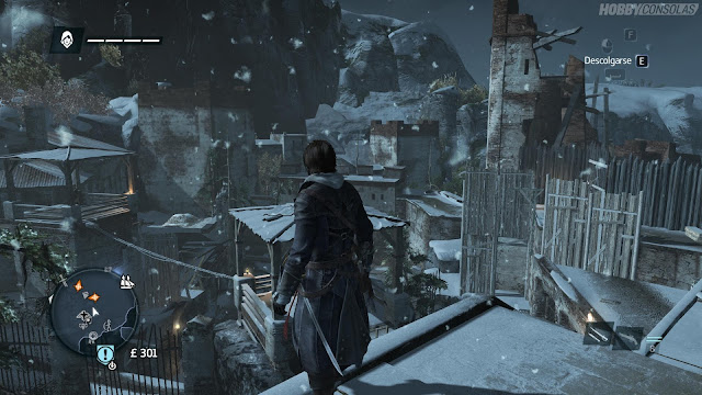 Assassin's Creed: Rogue - Xbox 360 - Captura 5