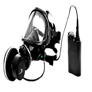 Ampliar imagen : Equipo 3M™ Powerflow™ 7900PF con máscara completa