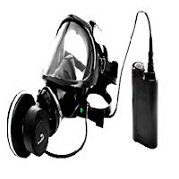 Más información : Equipo Motorizado Completo Powerflow 7900PF con máscara completa - 3M
