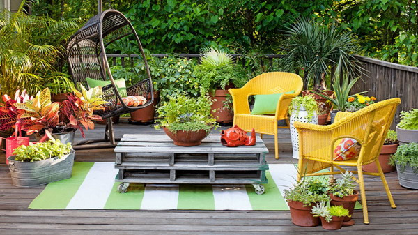 8 Simple And Elegant Ideas For Patios - Everybody Would Love It! 9