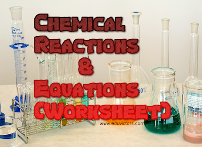 CBSE Class 10 - Chemistry - Chapter 1 - Chemical Reactions and Equations (#cbsenotes)