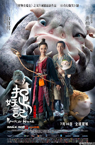 Monster Hunt (2015) BRRip 720P [Hindi-English-Tamil-Telugu] ESubs