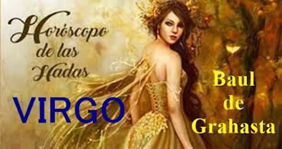 HOROSCOPO DE LAS HADAS - VIRGO