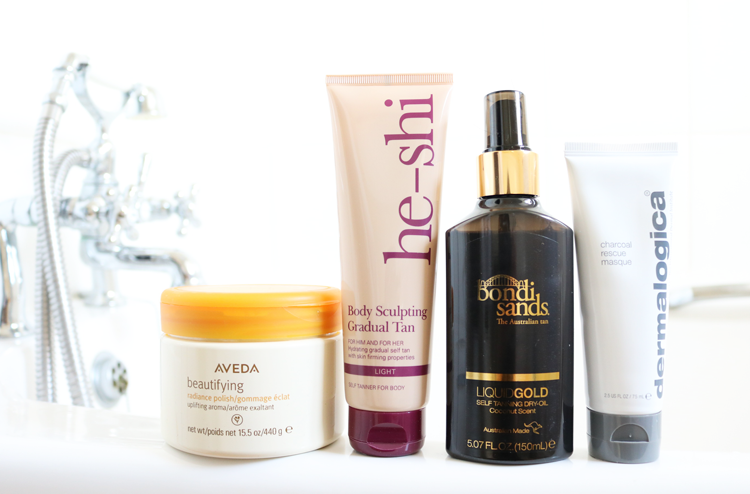 New In: 4 Products To Try This Week from Aveda, He-Shi, Bondi Sands & Dermalogica