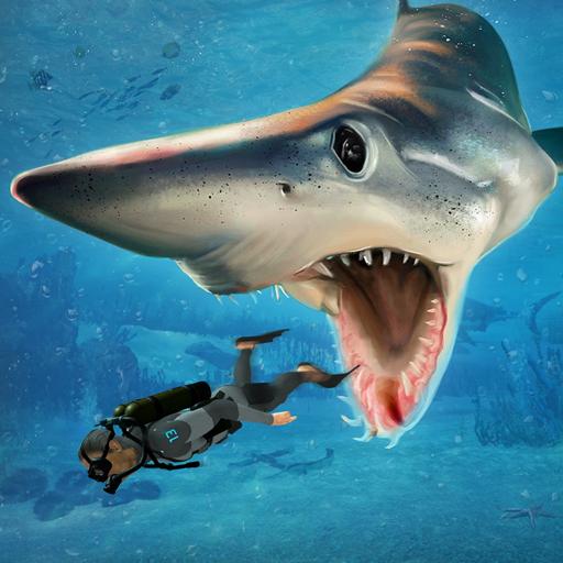 تحميل لعبه Shark Simulator 2018 مهكره وجاهزه