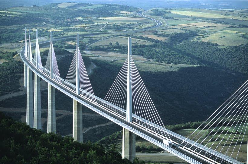 The World's Best Tallest Bridges - Cool Bridges ~ Hot And ...