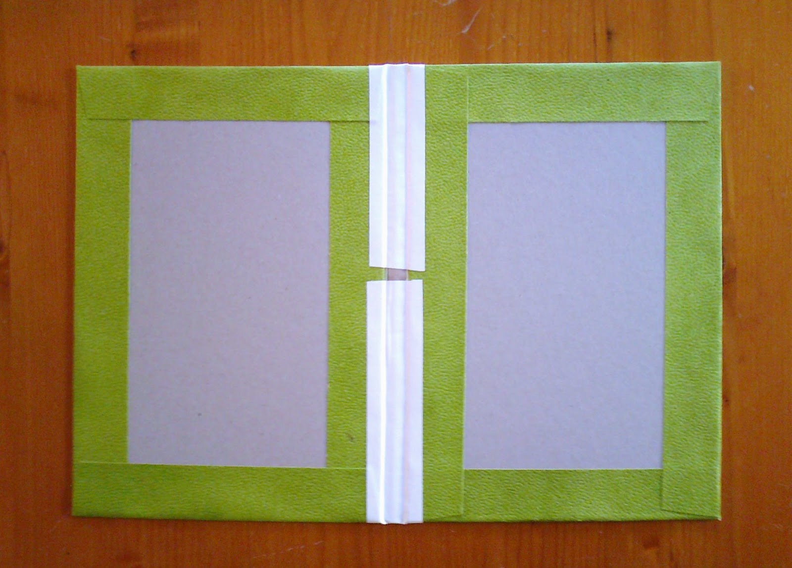 geprägtes papier zum basteln