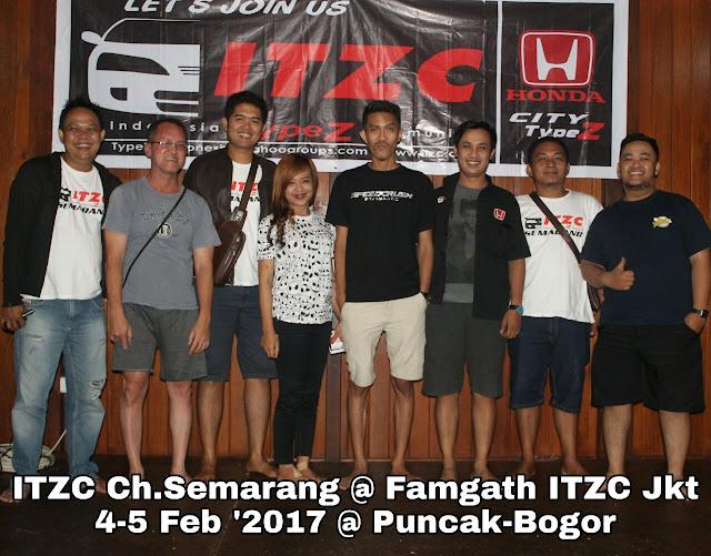 Chapter ITZC Semarang