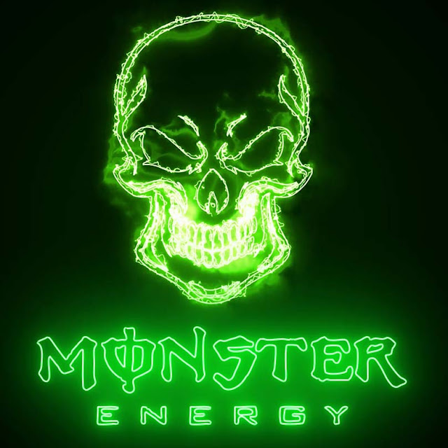 Monster Energy Wallpaper Engine