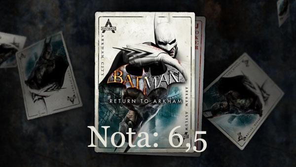 Análisis Batman: Return to Arkham ZonaHype
