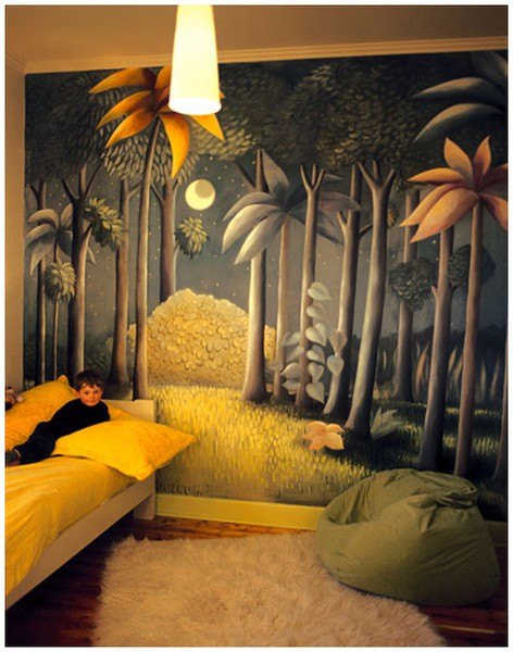 New Moon Interiors For Kids Quot Where The Wild Things Are