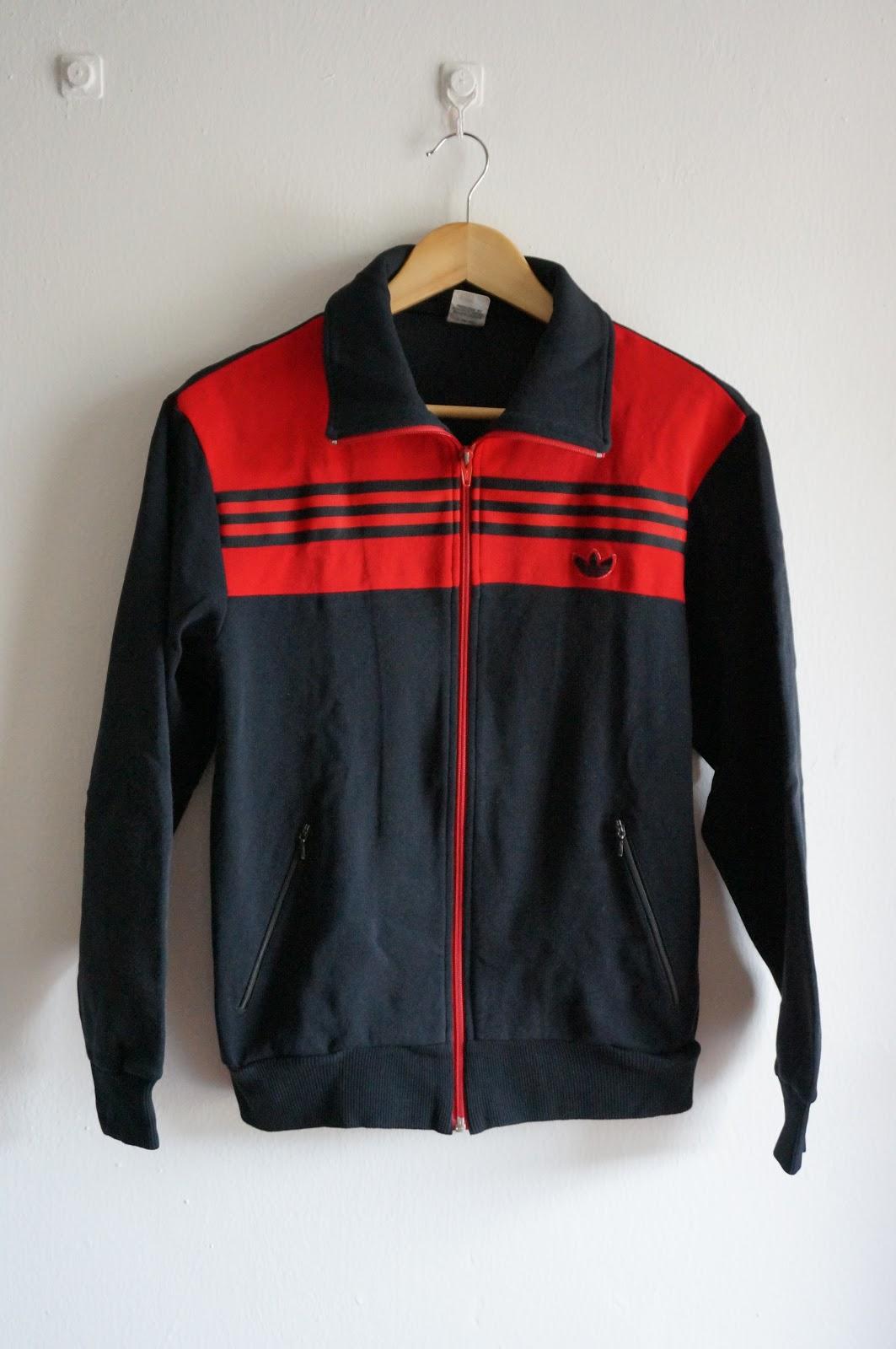 jaket adidas merah - photo #16