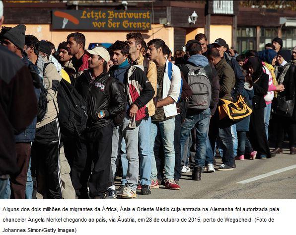 Alemanha: Crimes Sexuais Perpetrados por Imigrantes Muçulmanos Dobram em um Ano