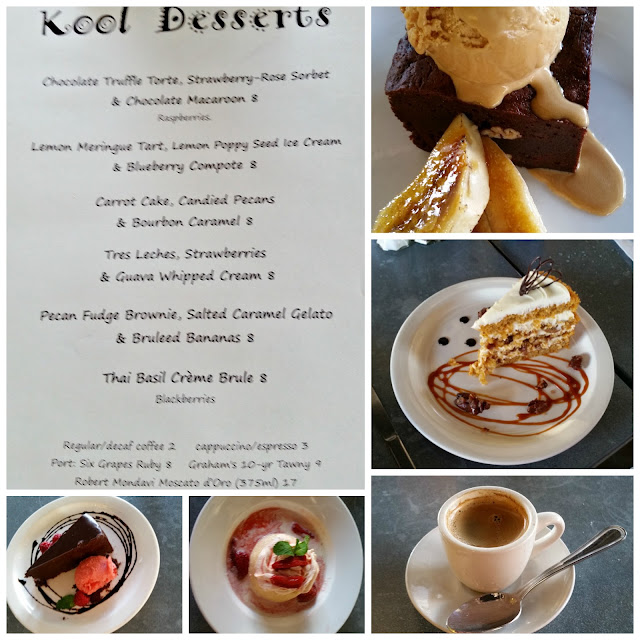 Tallahassee Florida Kool Beanz Cafe Electic Electric Desserts