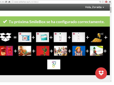 Configuración de #SmileBox