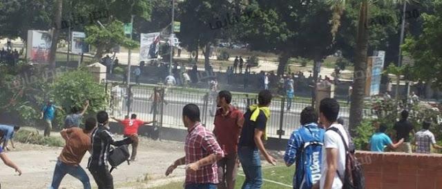 بالفيديو.. المواطنون في الأسكندرية يطاردون المتظاهرين بعد فشل مظاهرات 11-11
