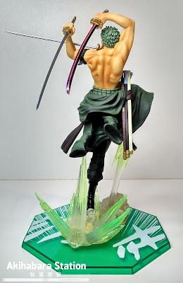"Figuras: Review del Figuarts Zero One Piece ""Roronoa Zoro - Ul-Tora Gari - "" de #TamashiiNations"