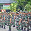 Prajurit Korem 141/Tp, Gelar Apel Pagi dan Olahraga Bersama
