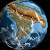 Dinosaurpictures: Δείτε που ήταν το σπίτι σας την εποχή της Παγγαίας!