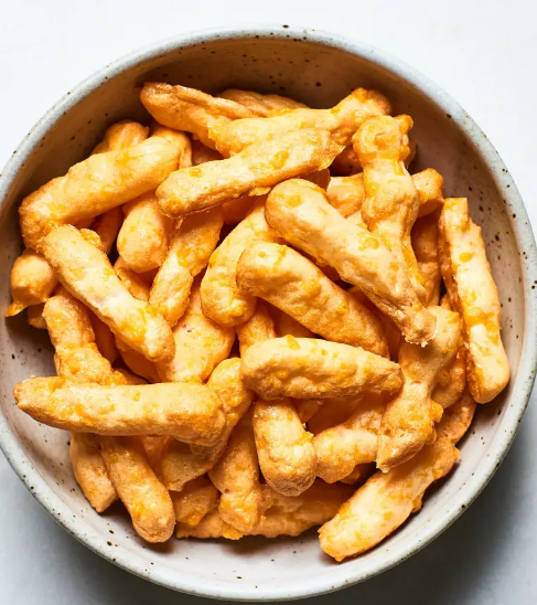 4-Ingredient Keto Cheetos #diet #keto