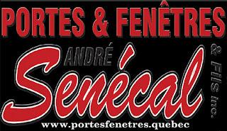 Portes et Fenetres Andre Senecal et Fils a La Prairie.