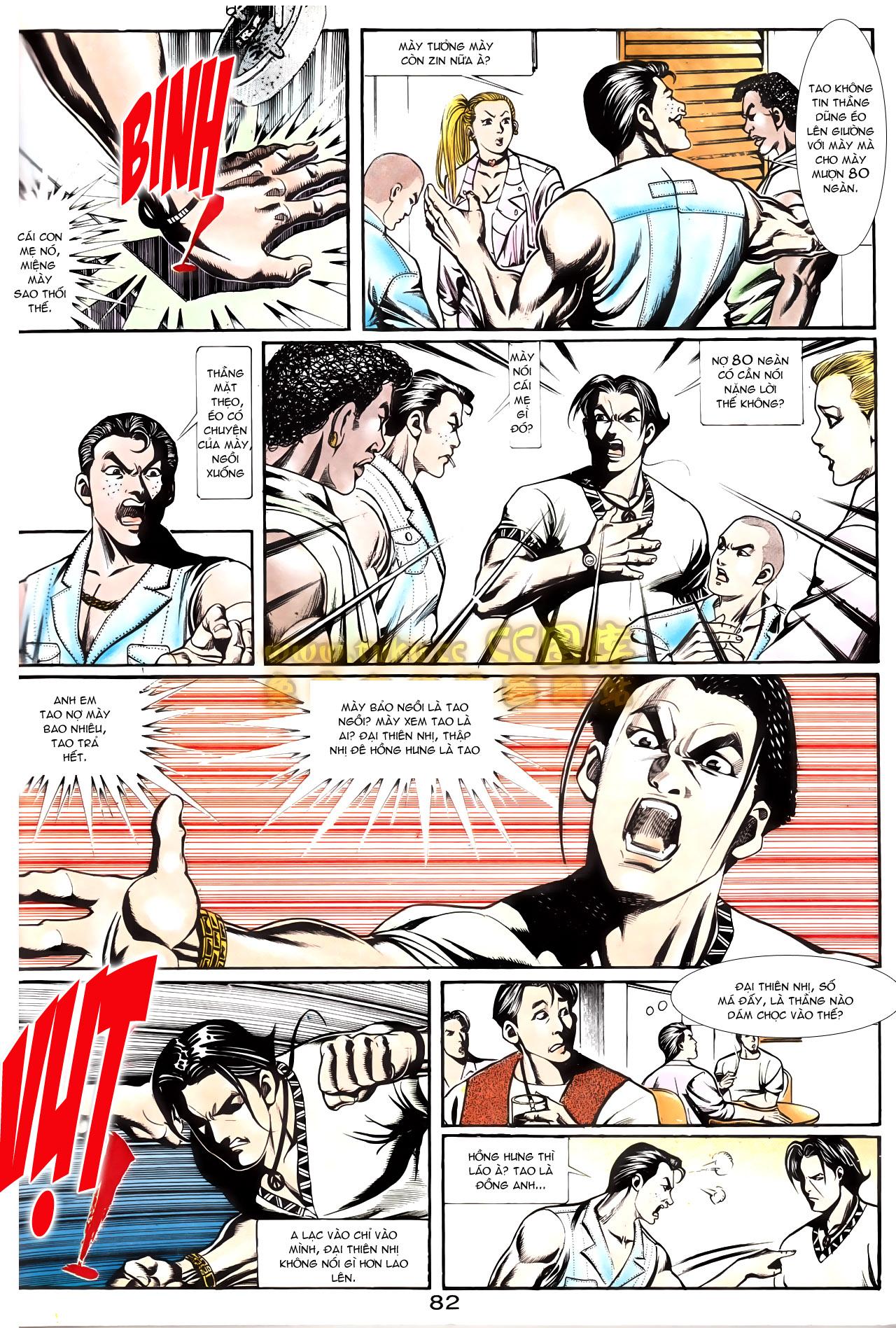 Người Trong Giang Hồ chapter 162: cưa đại tẩu trang 6